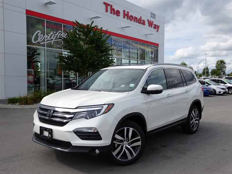 2018 Honda Pilot TOURING 9AT NEW VEHICLE #18-826
