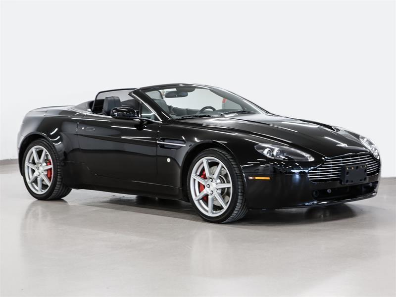 Used Aston Martin V Vantage For Sale In Montréal Decarie Signature - Used aston martin v8 vantage