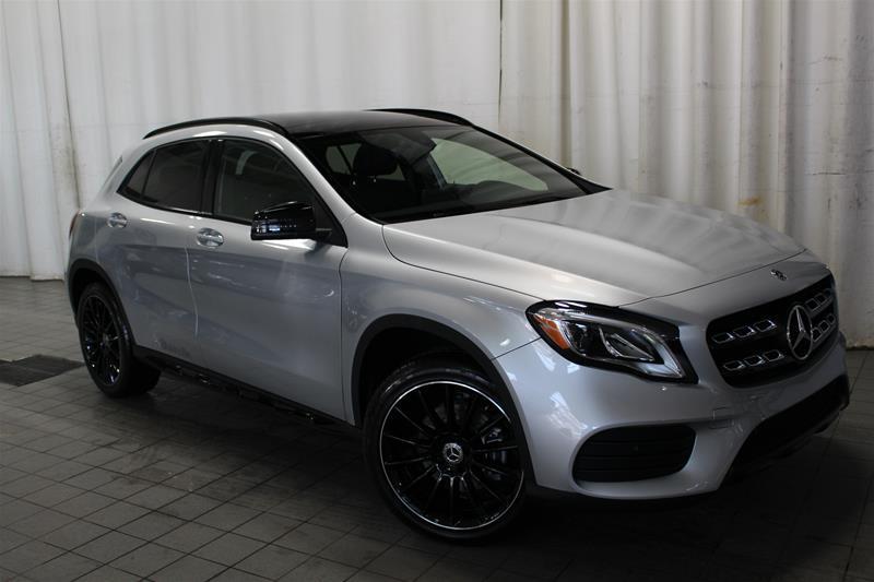 Mercedes-Benz GLA250 2019 4MATIC SUV #19-0033