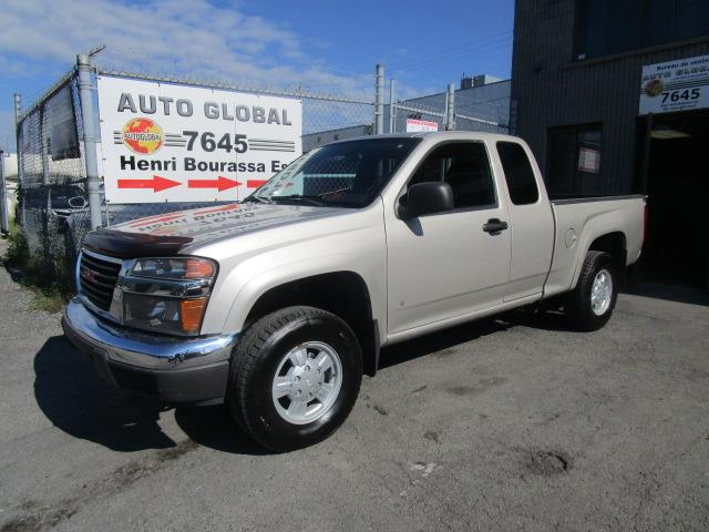 GMC Canyon 2007 SLE 4X4 #18-1266