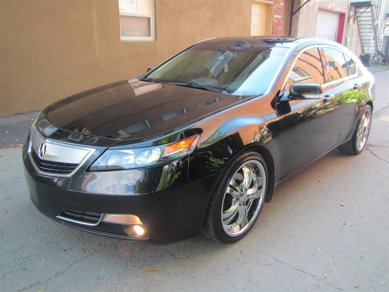 Acura TL 2013 -SUNROOF* TRÈS PROPRE* FINANCEMENT  59$ SEMAINE #S2012