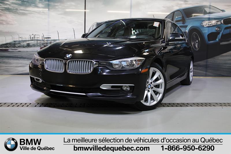BMW 320I 2014 xDrive Sedan Modern Line (3C37) #U4875