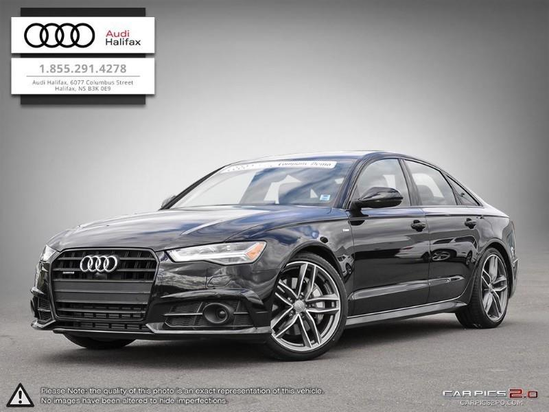 2017 Audi A6 2.0T Technik S-Line Audi Certified Turbo Quattro #A17438