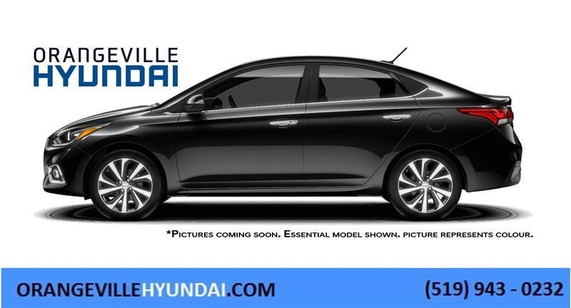 2019 Hyundai Accent Preferred 4 Door - FWD/Automatic #91001