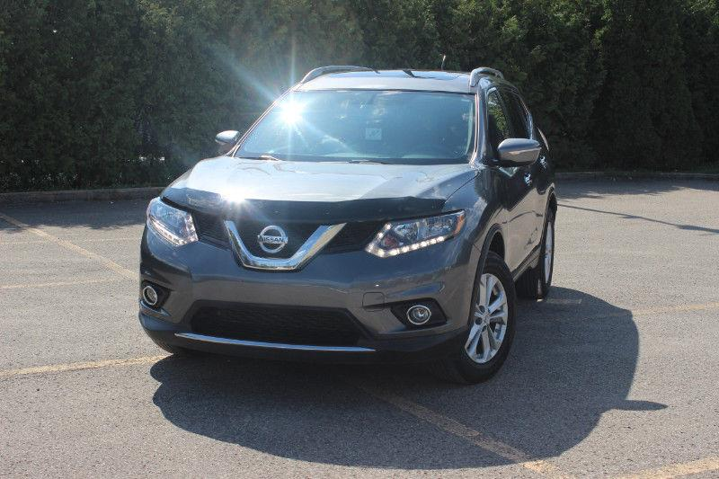 Nissan Rogue 2014 SV AWD - CLEAN CARPROOF - TOIT - Mags #467