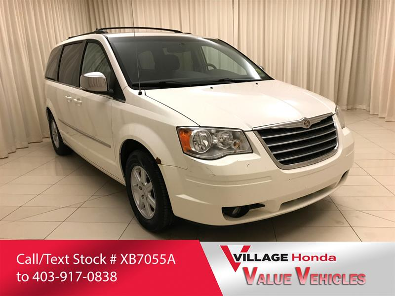 2010 Chrysler Town & Country Touring #XB7055A
