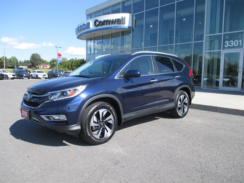 2015 Honda CR-V AWD 5dr Touring #18-355A