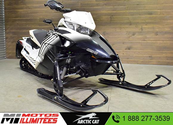 Arctic Cat ZR8000 Sno Pro Limited (129) 2014