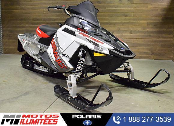Polaris 600 SWITCHBACK ASSAULT 144 2.0'' 2014