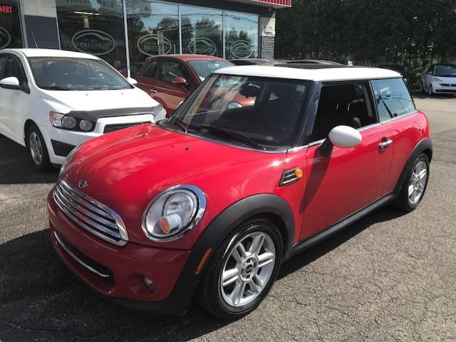 Mini Cooper Hardtop 2012   ***GARANTIE 1 AN GRATUITE*** #043-4257-TH