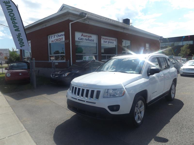 Jeep Compass 2011 FWD 4dr #2402-09