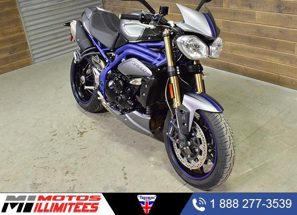 Triumph Speed Triple SE 2013