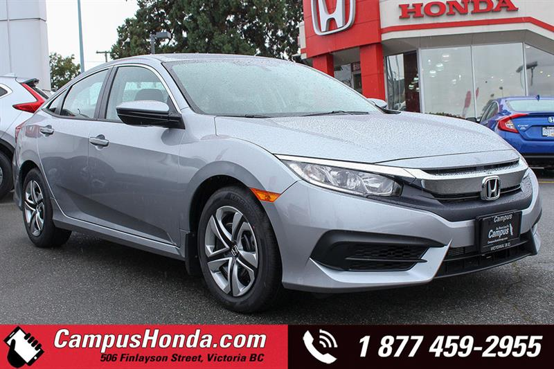 2018 Honda Civic LX #18-0909