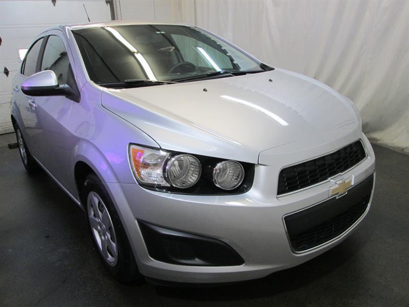 Chevrolet Sonic 2014 4dr Sdn LT #8-0612