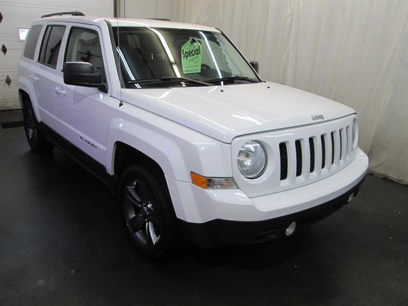 Jeep Patriot 2014 ltd #8-0607