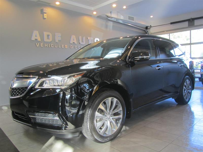 2016 Acura MDX SH-AWD NAVIGATION PACKAGE #4465