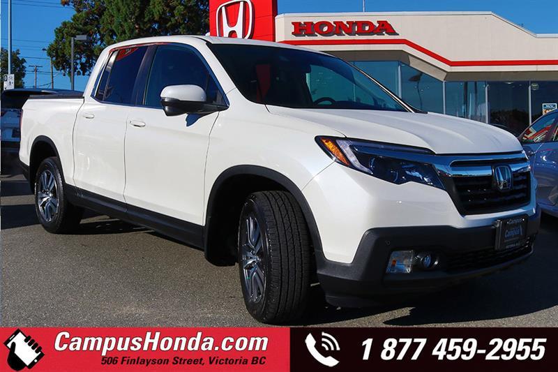 2017 Honda Ridgeline EX-L 4WD Bluetooth #B5517