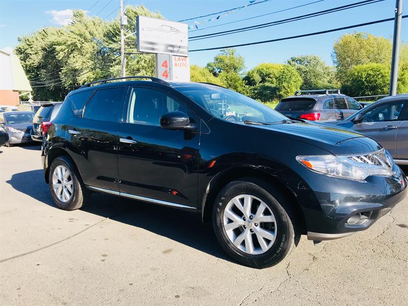 Nissan Murano 2012 48$* par semaine/Financement #4885-2