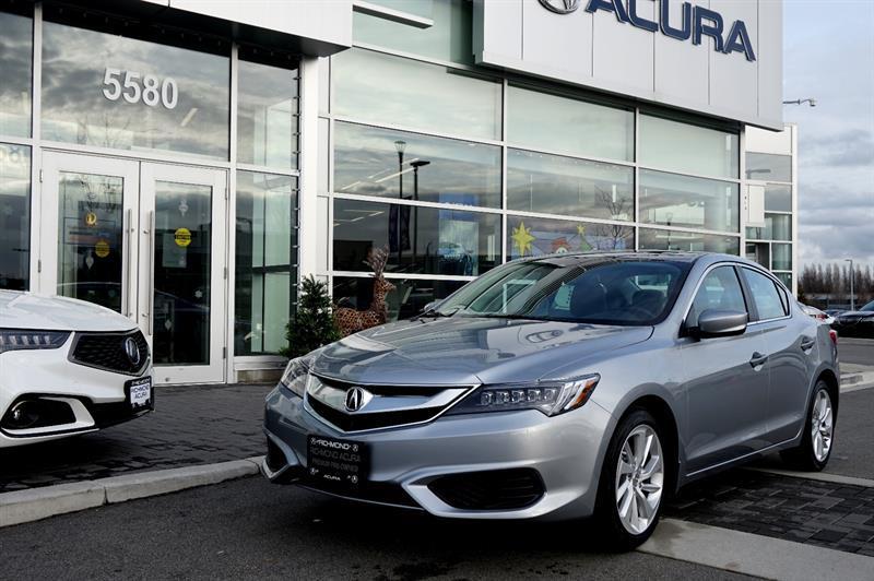 2017 Acura ILX 4dr Sdn Tech Pkg #P6007