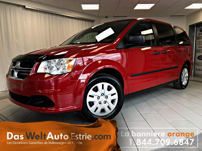 Dodge Grand Caravan 2014 SE, Gr. Électrique, A/C, Automatique #136---7418