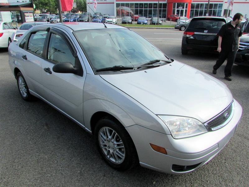 Ford FOCUS 2007 SE AUTOMATIQUE #UL18736B