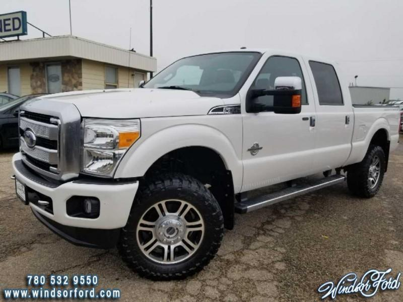 2016 Ford F-350 Super Duty Platinum #RT0328A