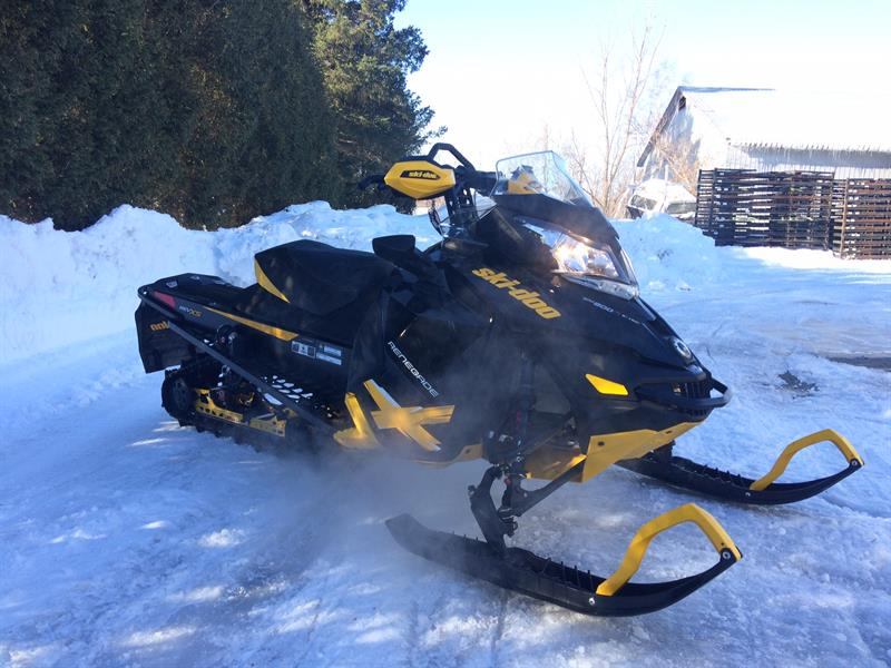 Ski-Doo Summit 2013