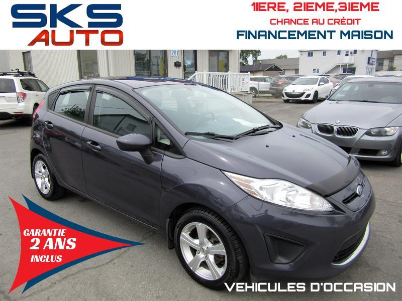 Ford Fiesta 2012 SE (GARANTIE 2 ANS INCLUS) FINANCEMENT MAISON #SKS-4166-2