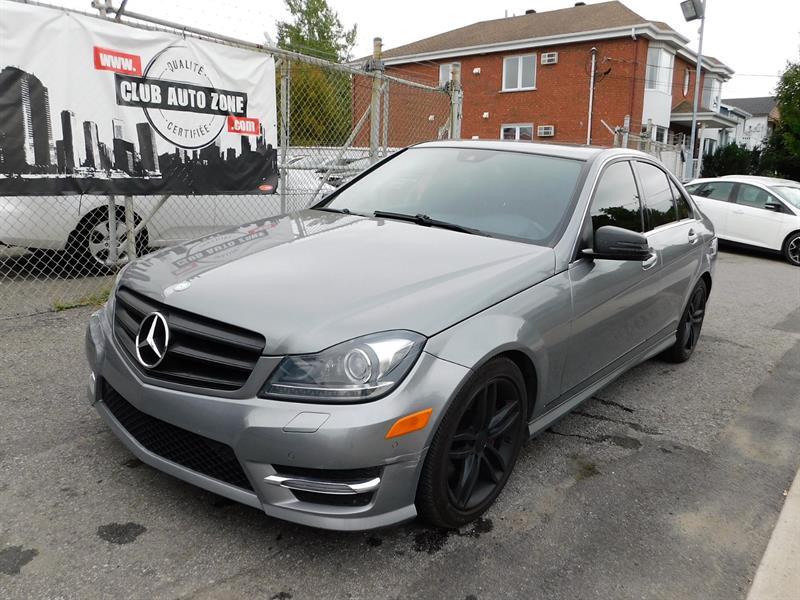 Mercedes-Benz C300 2013 4MATIC #DA792881