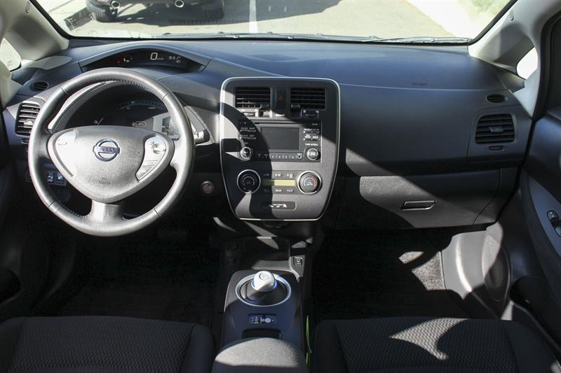 2015 Nissan Leaf S W/ Quick Charge Used For Sale In Victoria At Campus Acura