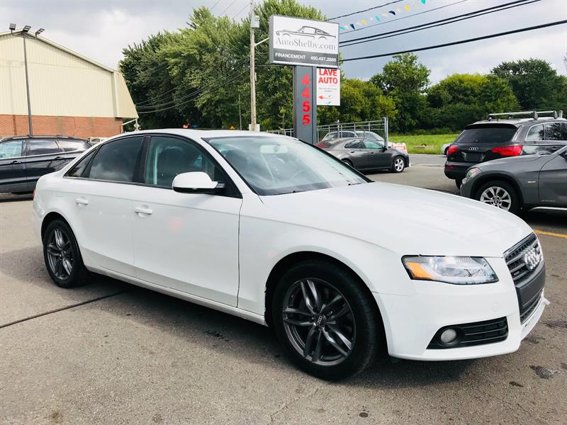 Audi A4 2012 51$*  Par Semaine/Financement  #4909-2