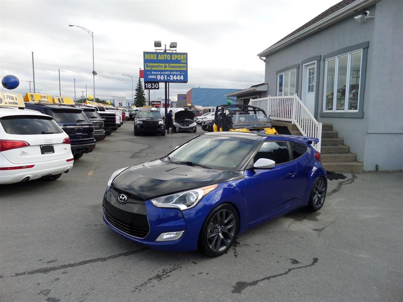 Hyundai Veloster 2013 3dr Cpe