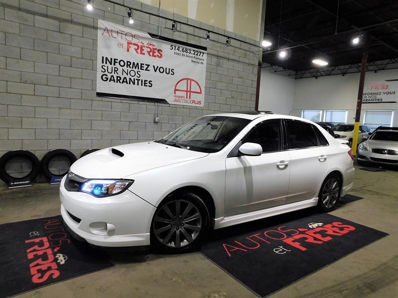 Subaru Impreza 2010 WRX Limited #2461