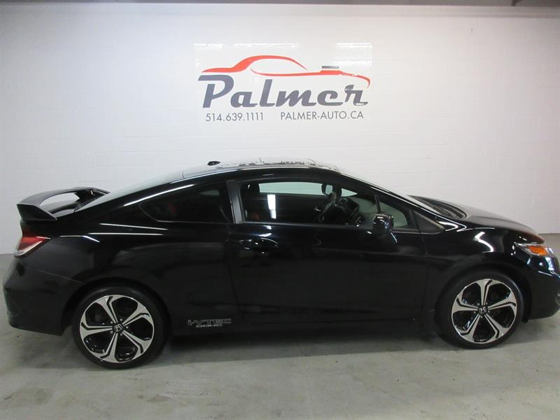 Honda Civic Coupé 2014 2dr Man Si #17963