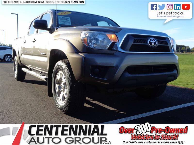 2012 Toyota Tacoma SR5 | DoubleCab | 4x4 | 4.0L | #S18-001A