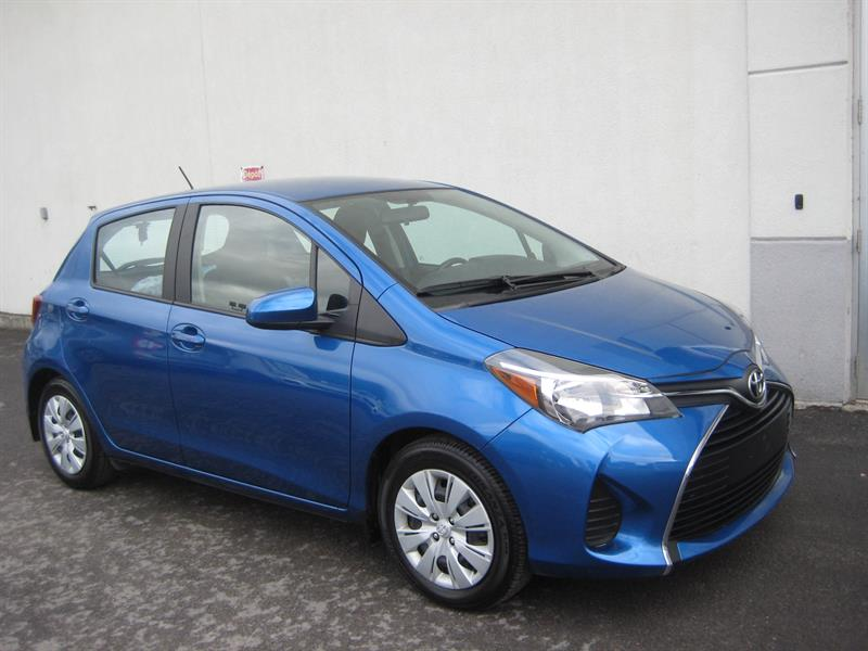 Toyota Yaris 2016 5dr LE #4628a