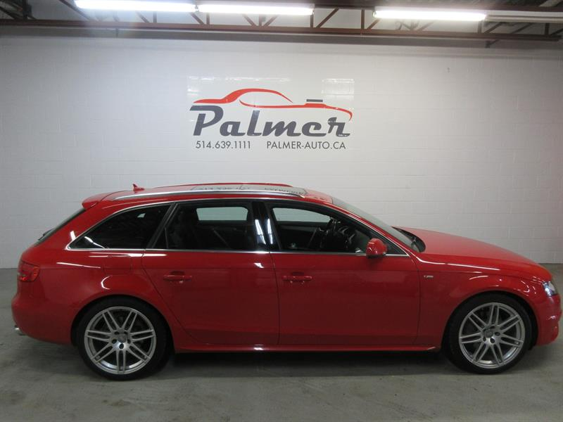 Audi A4 2011 4dr Wgn Auto quattro 2.0T Premium #17967
