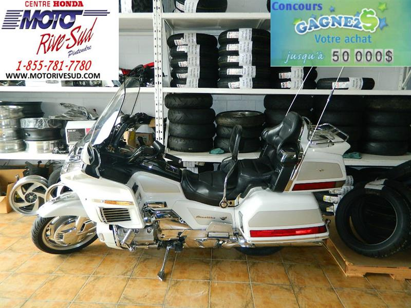 Honda GL 1500 GOLDWING SE 1999