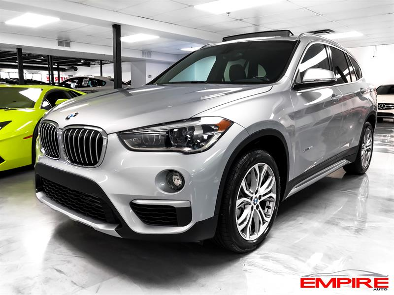 BMW X1 2018 xDrive28i Sports Activity Vehicle #A6825