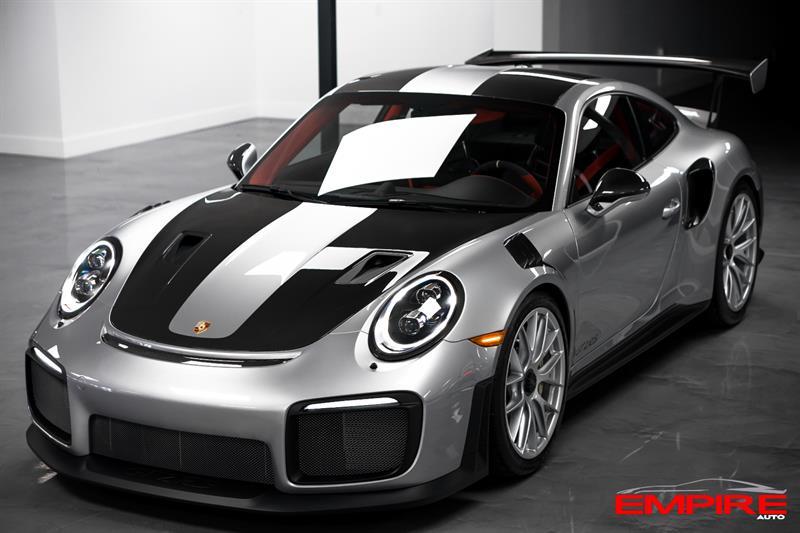 Porsche 911 2018 GT2 RS Coupe #AS911GT2