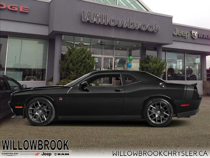 2017 Dodge Challenger #18UP434