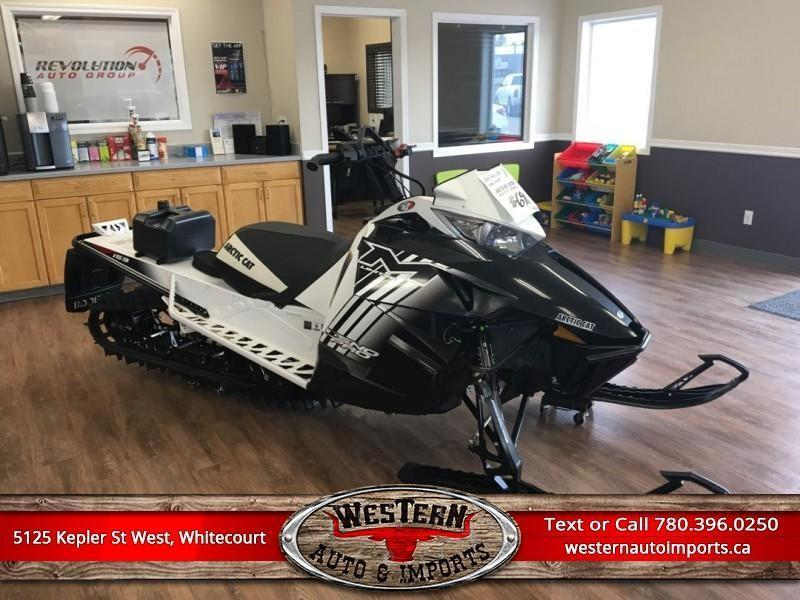 2014 Arctic Cat MA8000 ltd