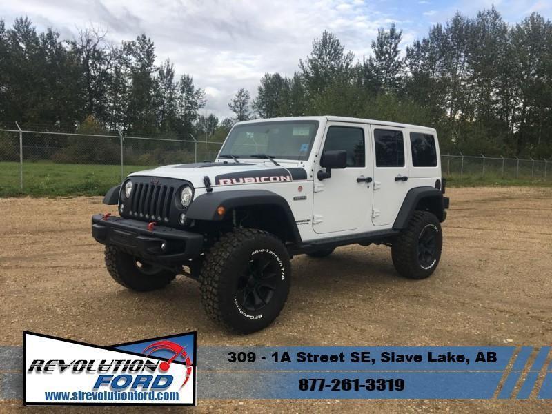 2017 Jeep Wrangler Unlimited Rubicon #F638750