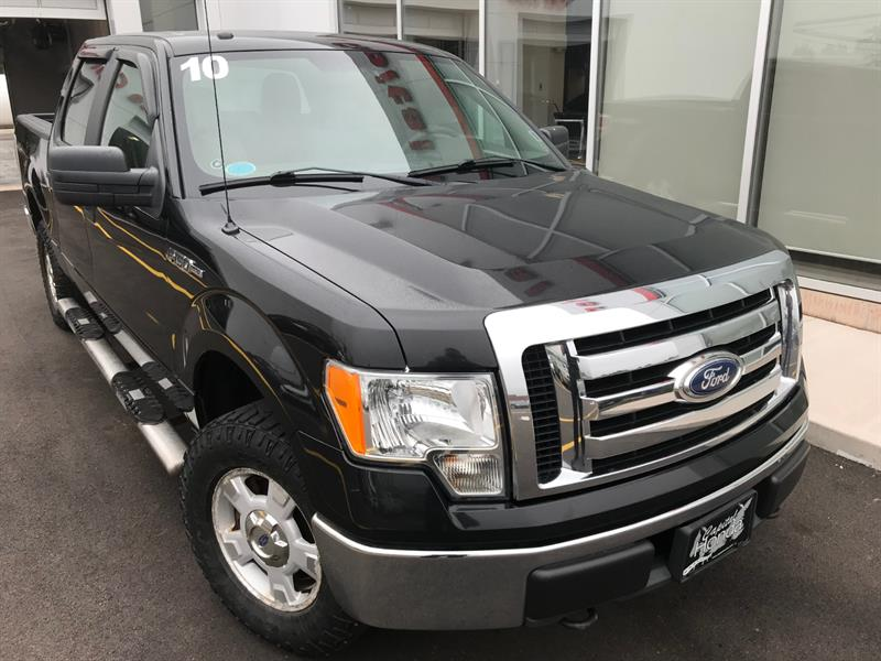2010 Ford F-150 4WD SuperCrew 145 XLT #J350TA