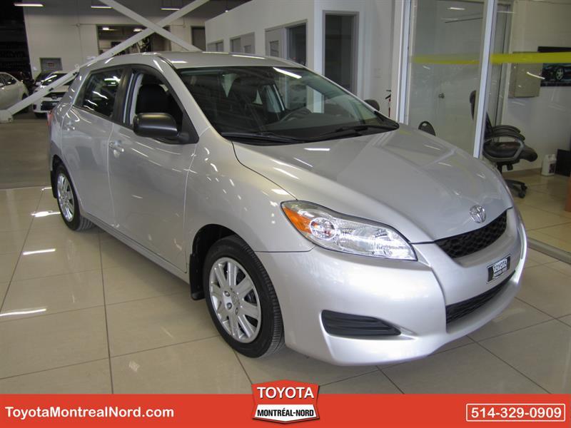 Toyota Matrix 2013 Aut/Ac/Vitres,Portes,Miroirs Electriques #3369 E