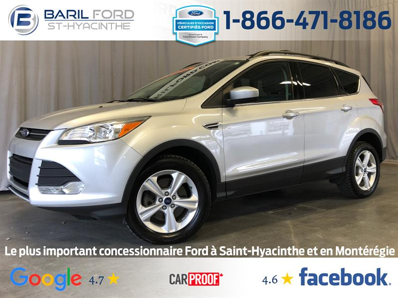 Ford Escape 2014 4WD SE #c6865