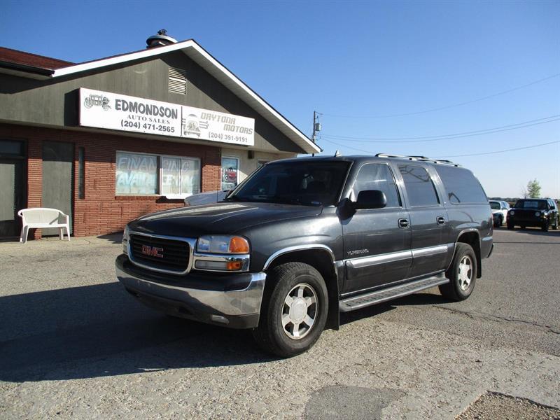 2006 GMC Yukon XL SLE #5932