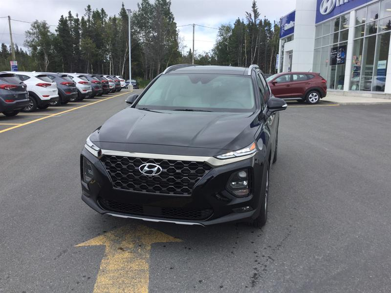 2019 Hyundai Santa Fe 2.0T LUXURY AWD #FE9010