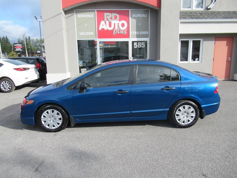 Honda Civic 2011 DX #10026