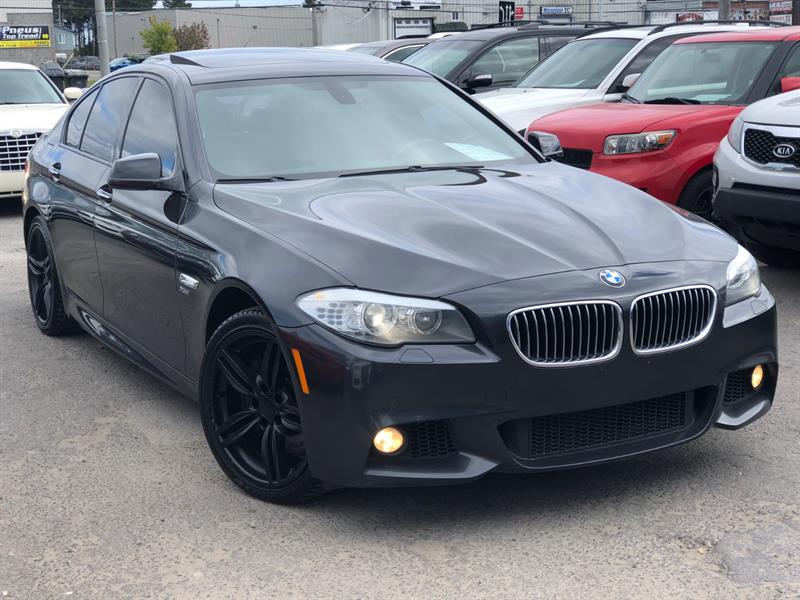 BMW 5 Series 2011 535i xDrive AWD #BC879085